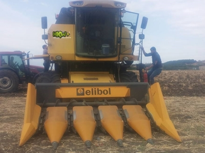 New Holland 50 70 Biçer